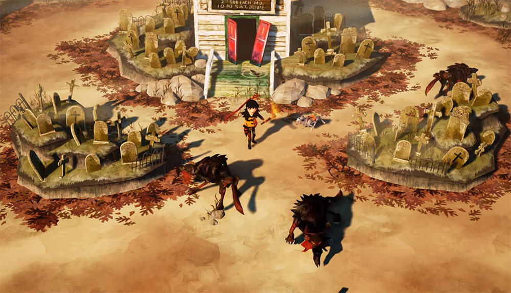 News Surviving In Flame In The Flood Is Serious Business