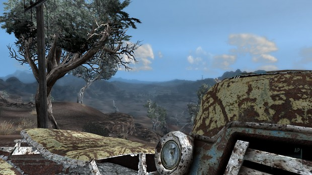 Game Mods: Fallout: New Vegas - Project Reality Mk1 v5-1HDR