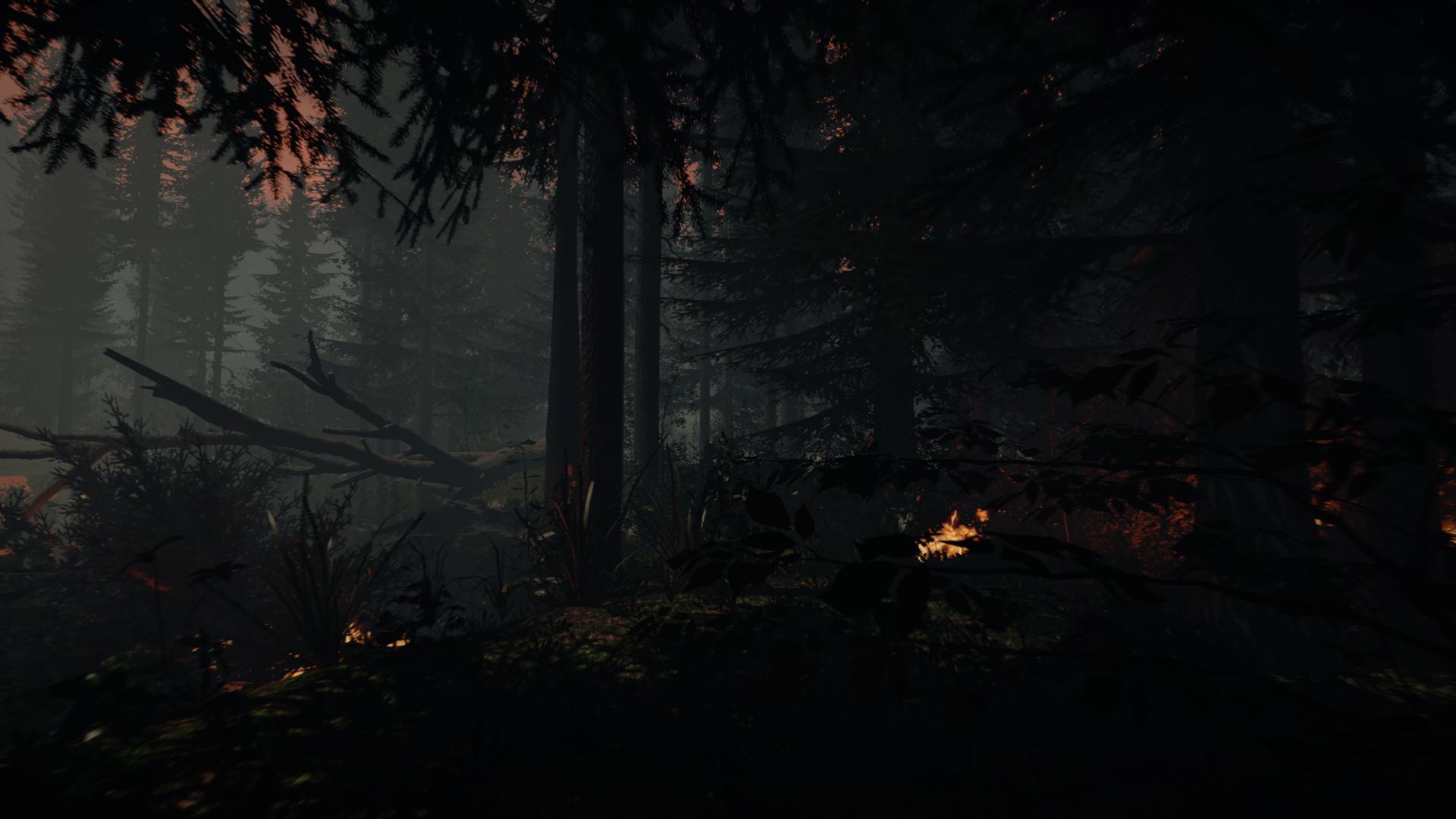 News Rift survival horror The Forest s new screenshots