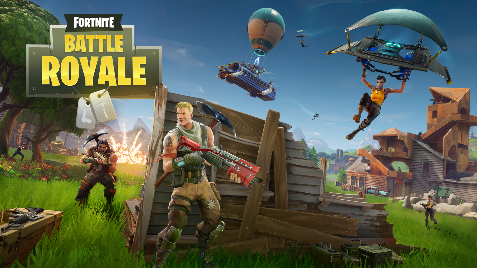 Sony To Blame For Blocking Fortnite PS4, Xbox One Cross-Play