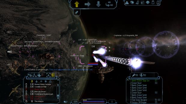 Game Mods: Discovery Freelancer 4.89.1: Battlegrounds Full ...