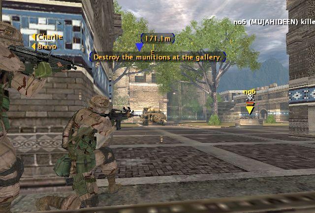Game Cheats Full Spectrum Warrior Ten Hammers Unlock All Coop Multiplayer Stages Megagames