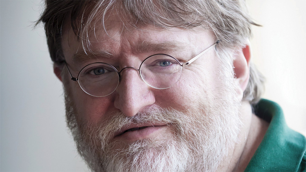 Gabe Newell: 'Hooray! Valve's going to start shipping games again'