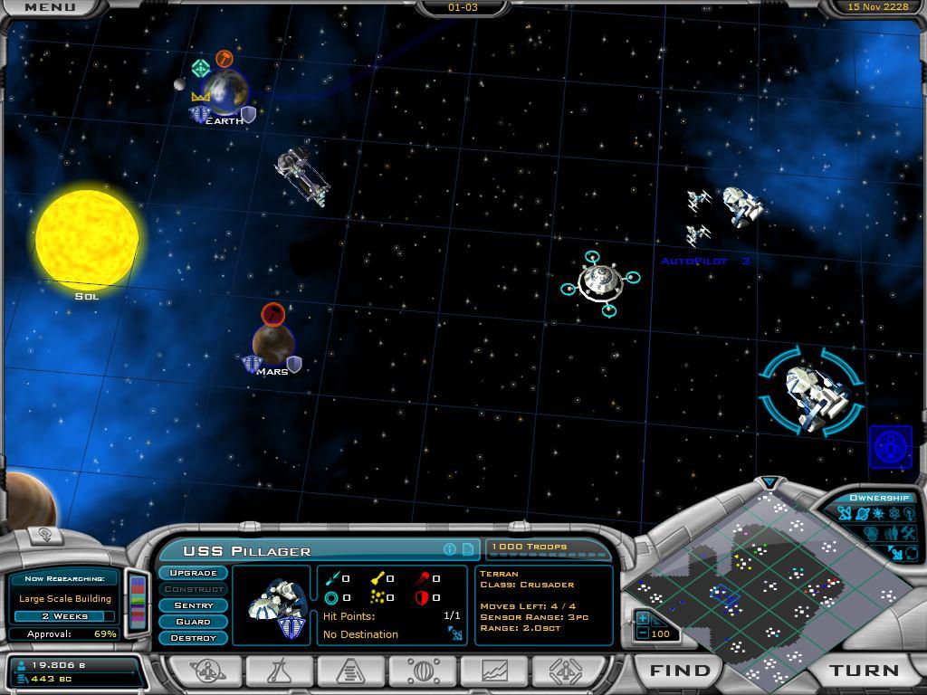Galactic Civilizations II: Dread Lords v 1.40X Patch