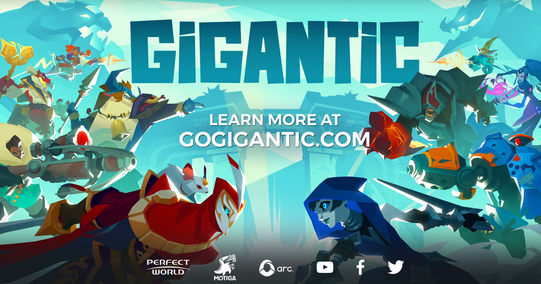 Gigantic Release Date July 2017