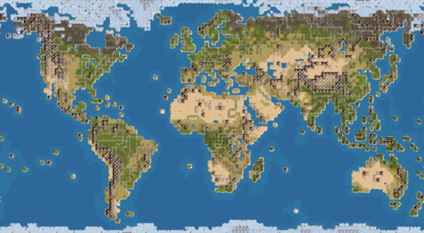 Terre 2014 mod civ5 // jackpartgripcia ml