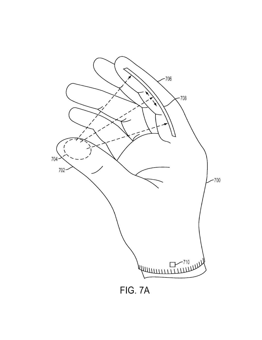 News Sony Patents Virtual Reality Glove Megagames