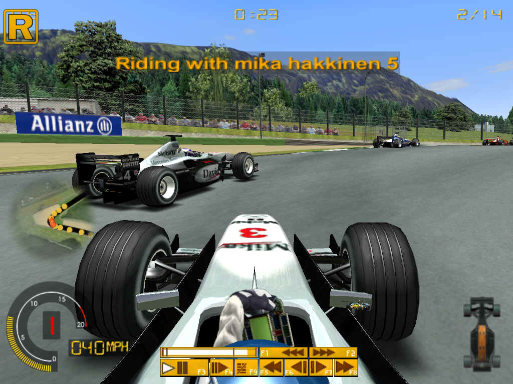 Game Patches: Grand Prix 4 Patch v4.0 | MegaGames