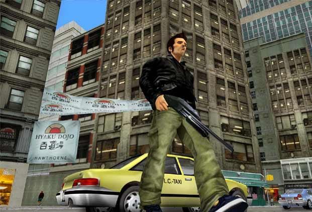 Game Patches: Grand Theft Auto 3 v1.1 | MegaGames