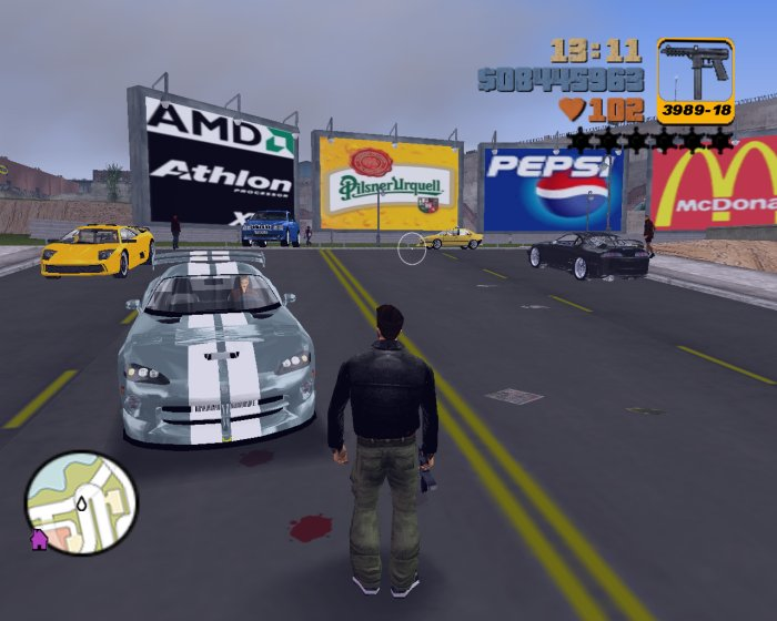 Grand Theft Auto Vice City - PC - Torrents Games