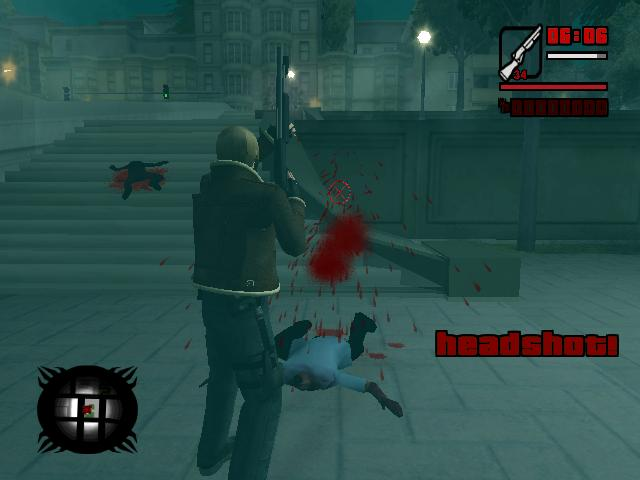 Game Mods Grand Theft Auto San Andreas Biohazard Alert V0 5b