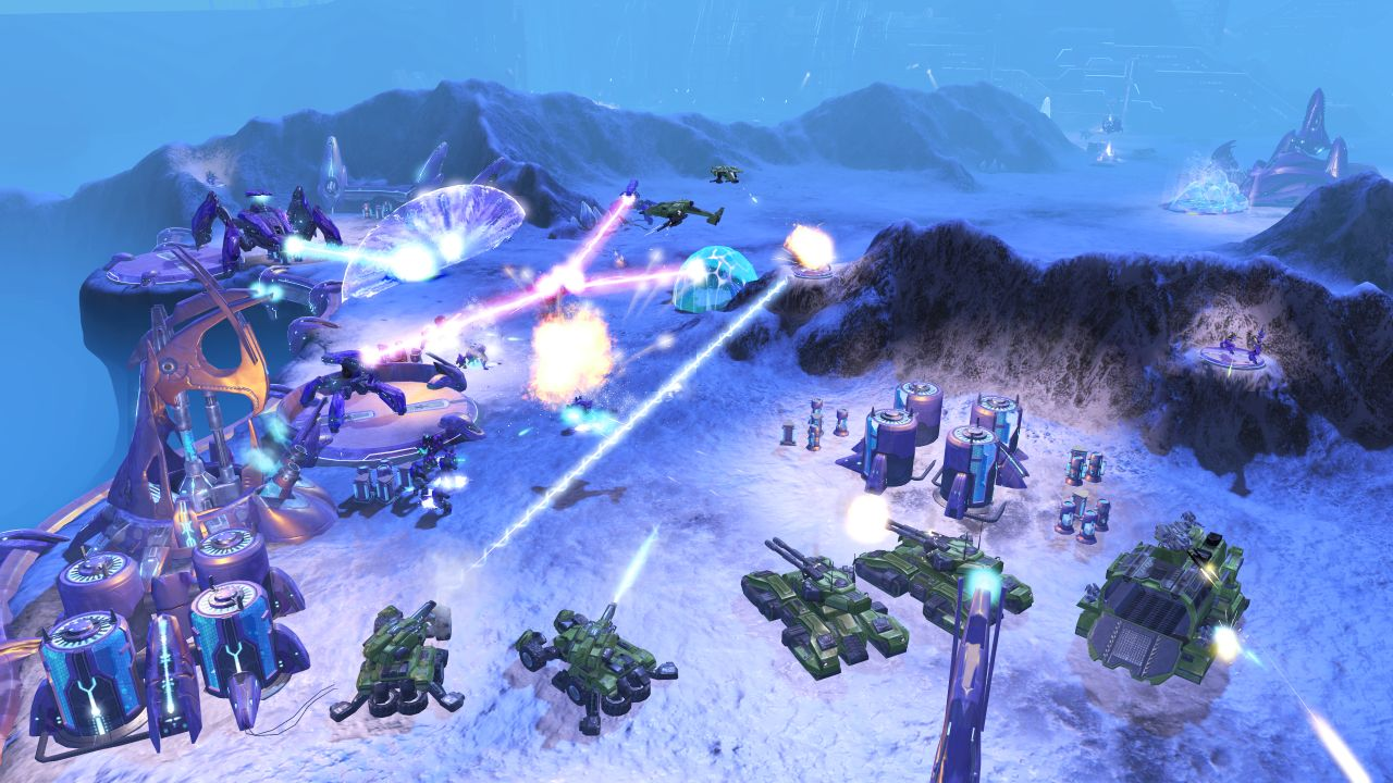 News: Strategic Options DLC To Add 3 New Modes To Halo Wars