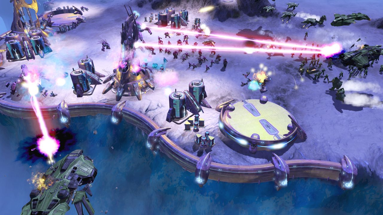 news  halo wars designer claims better than pc controls