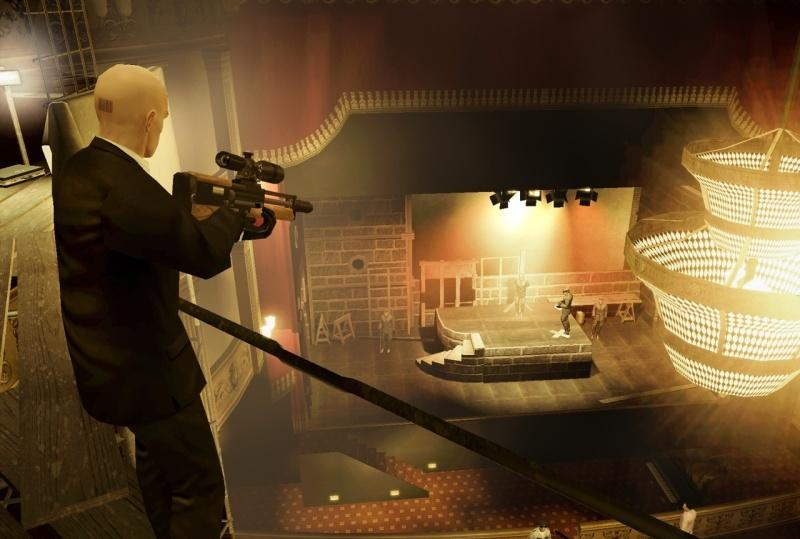 Hitman 4: Blood Money - Highly Compressed   MB - Full PC ...