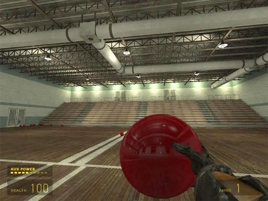 Game Patches: Half-Life 2 - Dodgeball Alpha v7   MegaGames