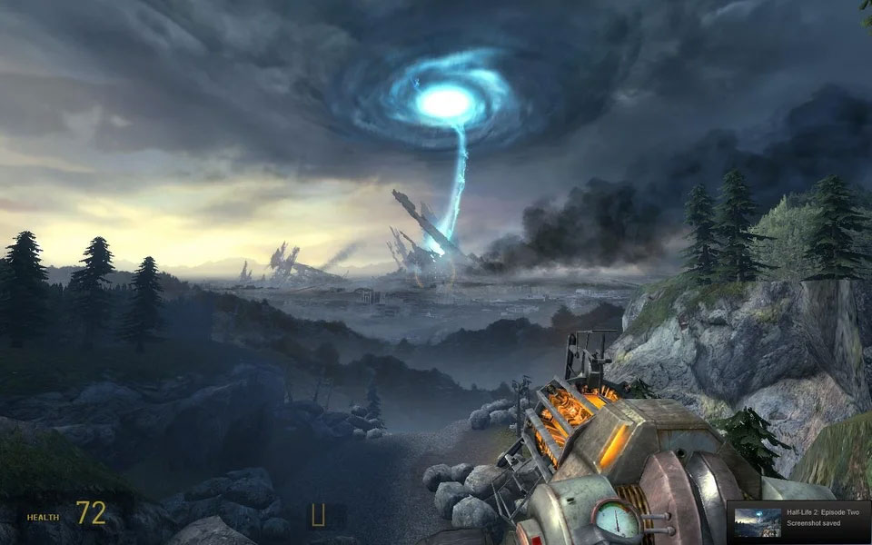 Half-Life 2 and Portal Co-Writer Eric Wolpaw Has Returned to Valve