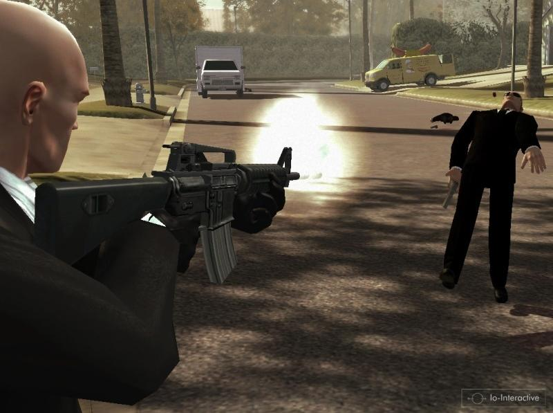 Game Trainers Hitman Blood Money 10 Trainer Megagames