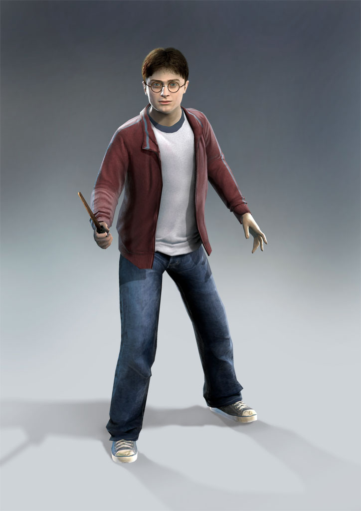News Harry Potter And The Half Blood Prince Game Release Date