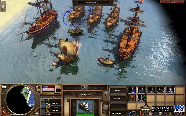 Game Mods Age Of Empires 3 Improvement Mod V4 8 4