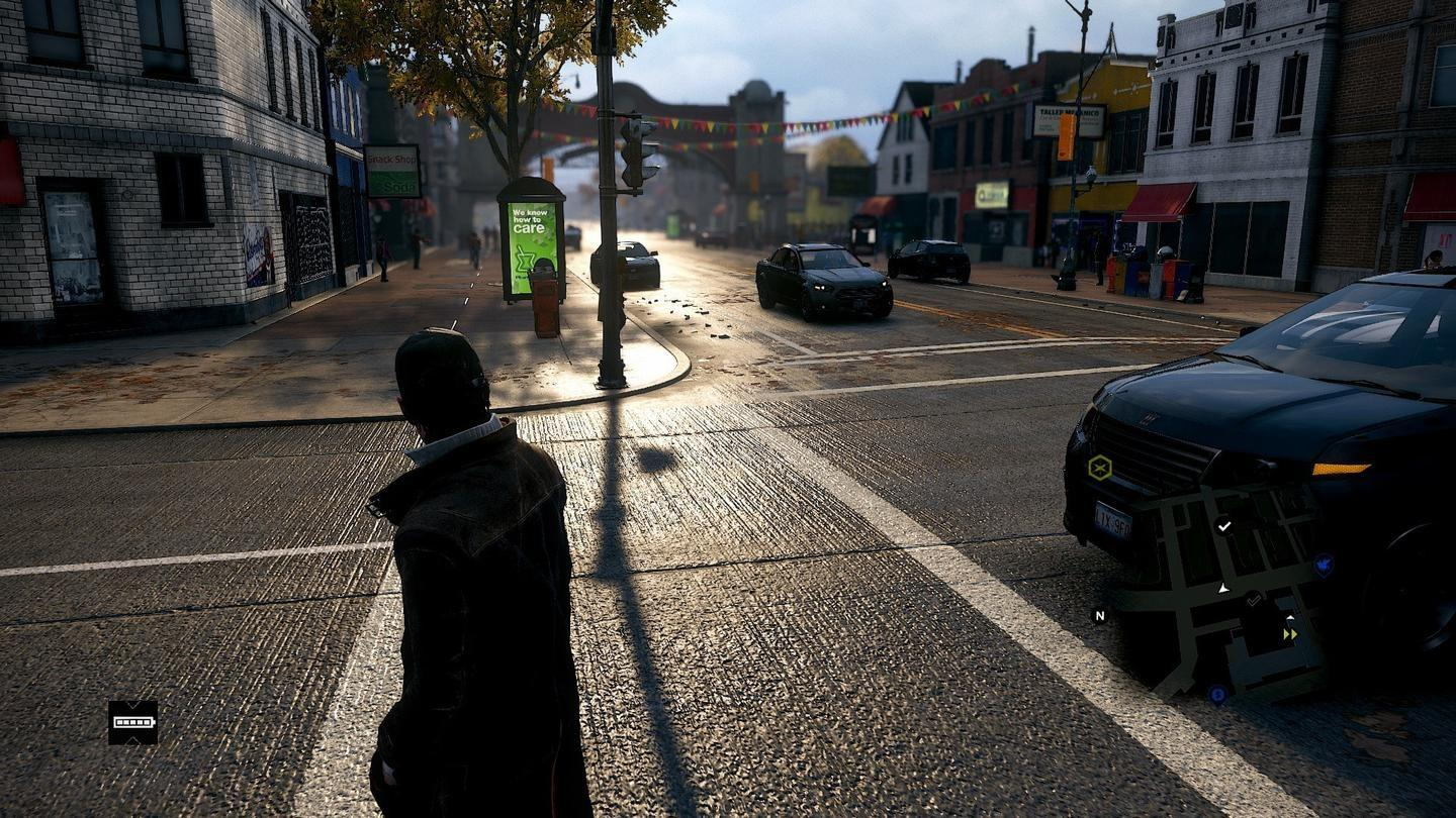 watch dogs 2 how to use graphics mod