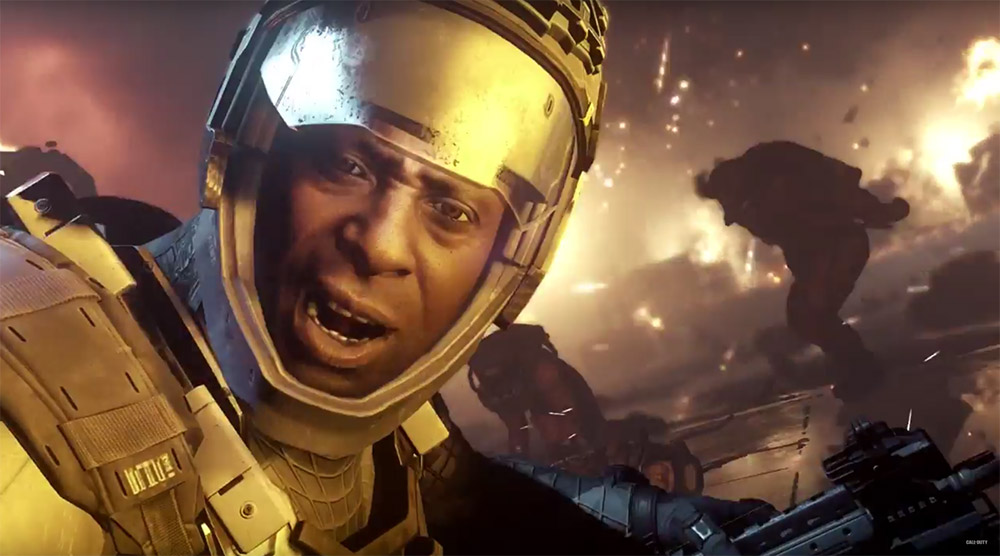 News: You can play the CoD Infinite Warfare multiplayer beta on Oct 14 | MegaGames