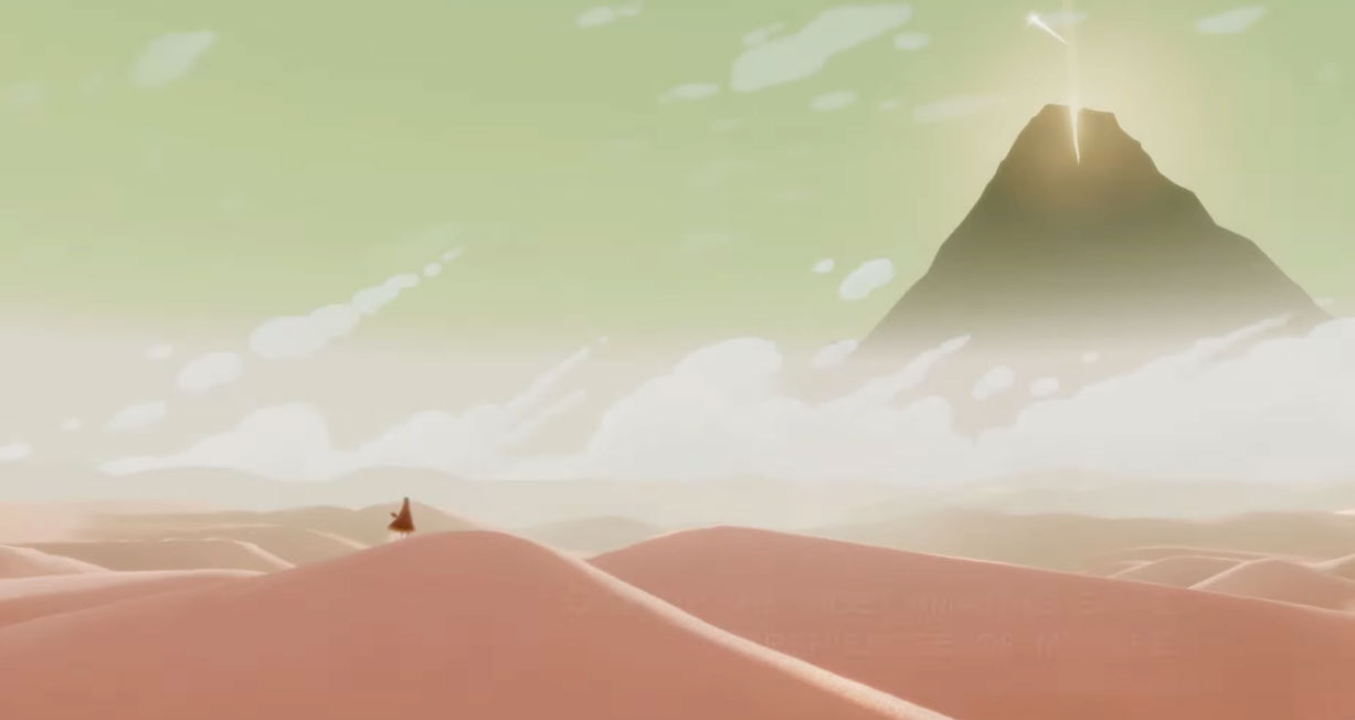 News: Journey is coming to the PC via the Epic Store   MegaGames