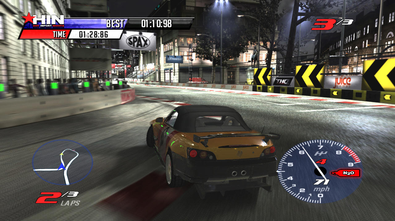 Car Crash Games Psp