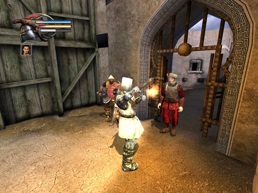 demos  pc  knights of the temple 2 demo
