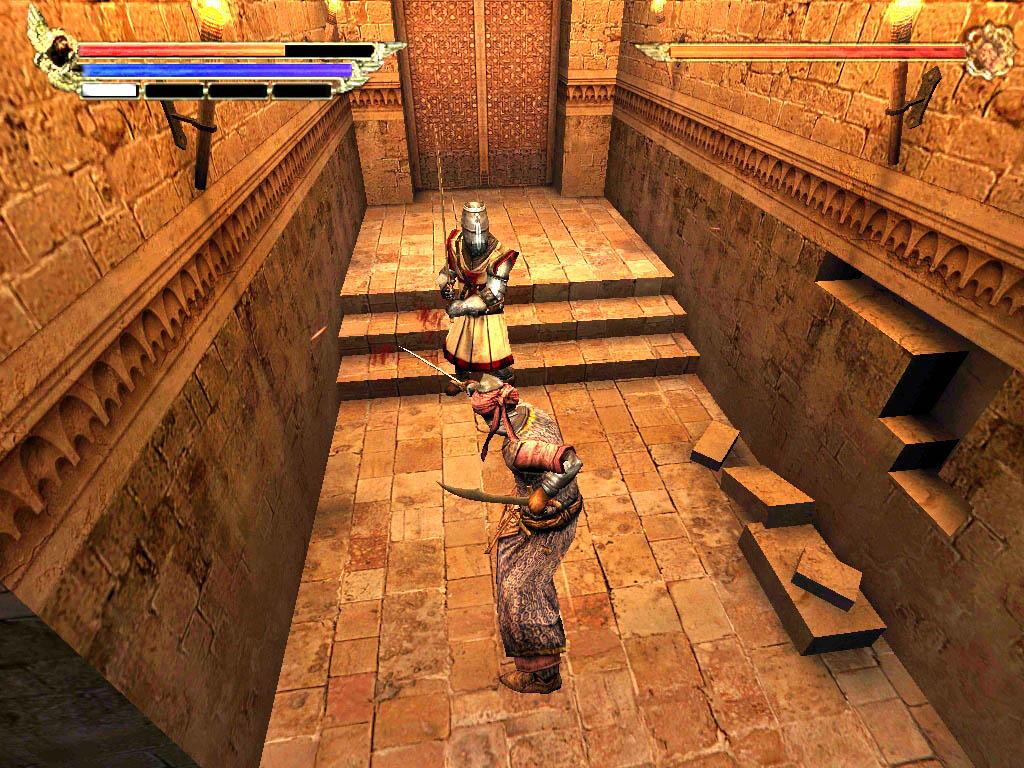 Demos: PC: Knights of the Temple: Infernal Crusade Demo | MegaGames: http://megagames.com/demos/knights-temple-infernal-crusade-demo