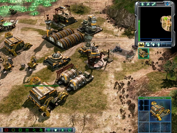 how to change language in command and conquer generals