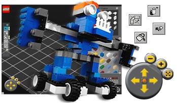 Freeware / Freegame: LEGO Digital Designer 2 0 | MegaGames