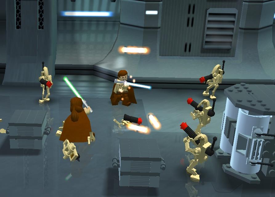 Star Wars Demos 9