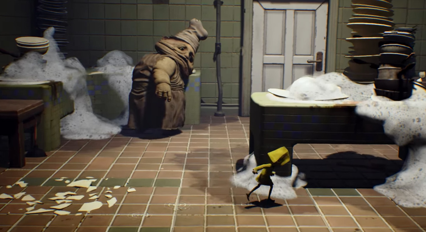 Little Nightmares awakens on 28 April