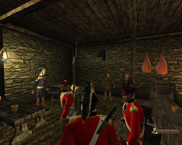 Game Mods: Mount and Blade: Warband - Mount and Empire v1 4 Beta