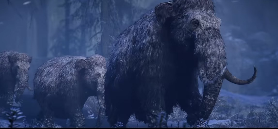 News Far Cry Primal Dlc Will Turn You Into A Mammoth Megagames
