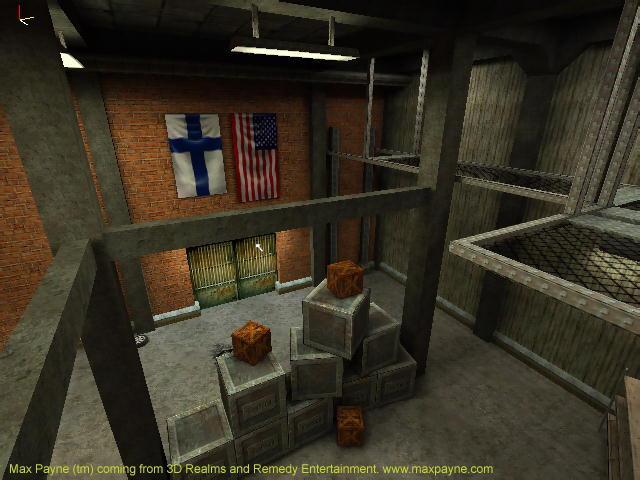 Max Payne 1 - V1.05 - French CPY