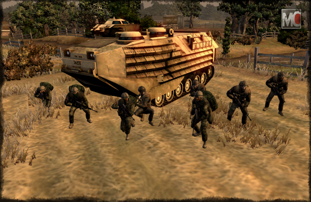 Game Mods Company Of Heroes Opposing Fronts Modern Combat Full