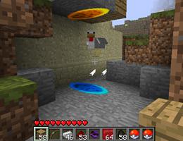 Game Mods: Minecraft - Portal Gun Mod | MegaGames