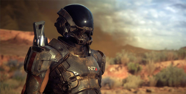 A Look At Mass Effect: Andromeda's Orientation Briefing Trailer
