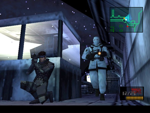 Metal gear solid: integral full version game download.