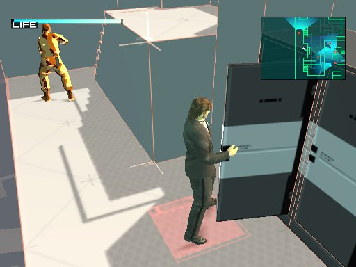 Cheat Metal Gear Solid 2: Substance ~ cheat game ps2