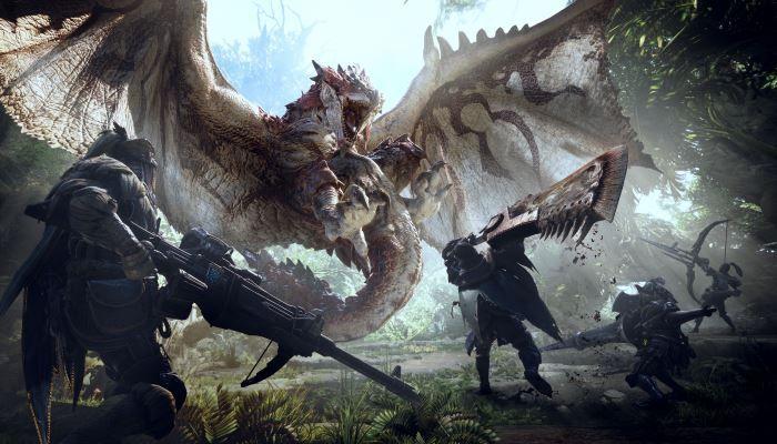 Monster Hunter World Sales Keep Increasing