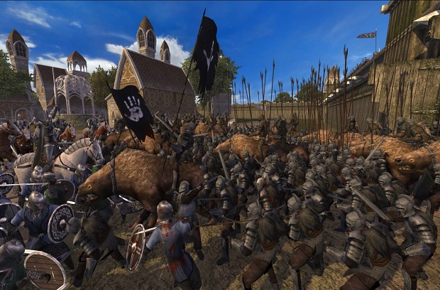 third age total war 3.2 massive overhaul submod