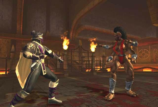 Video Trailer Mortal Kombat Armageddon Trailer MegaGames