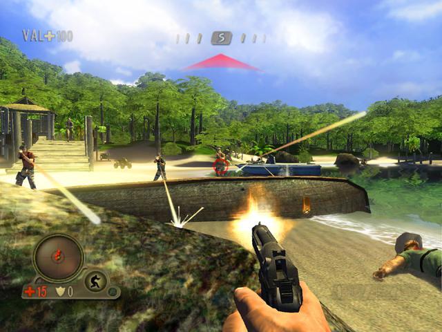 Games Far Cry Instincts Predator Megagames