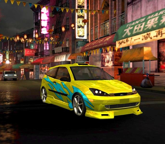 Demos: PC: Need for Speed: Underground Demo | MegaGames