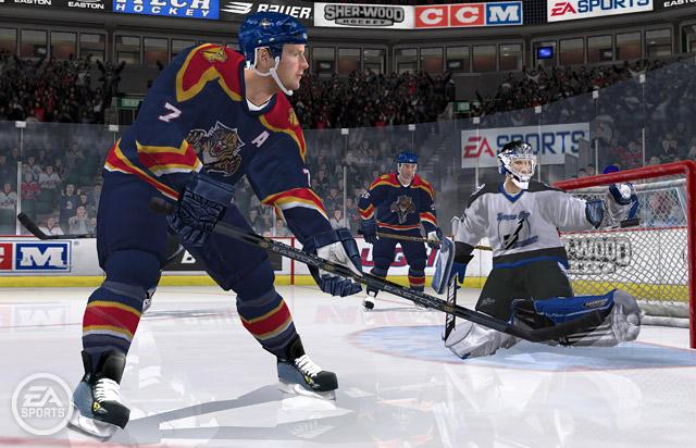 Demos: PC: NHL 2006 Demo | MegaGames