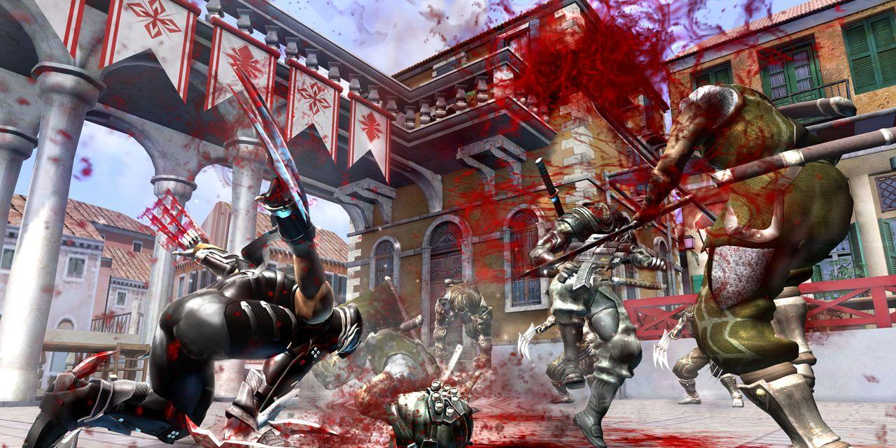 Video Trailer Ninja Gaiden 2 Teaser Trailer Megagames