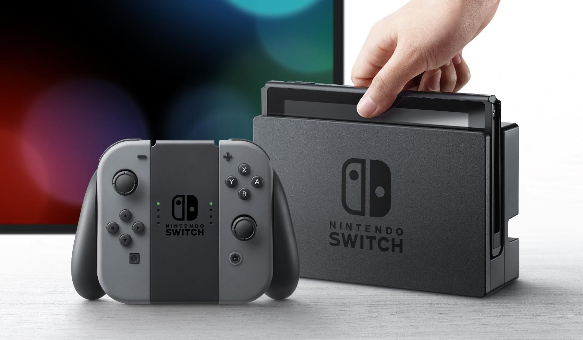 how to connect nintendo switch to old tv