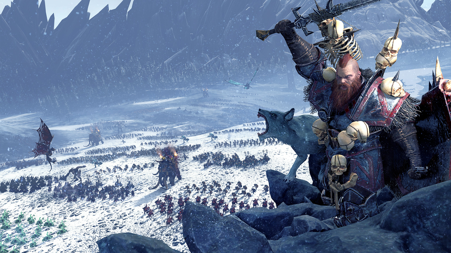 The Viking-Like Norscans Are Coming to Total War: Warhammer